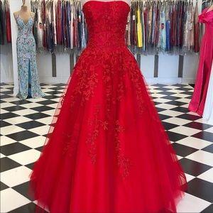 Prom Dress, Sherri Hill #52341